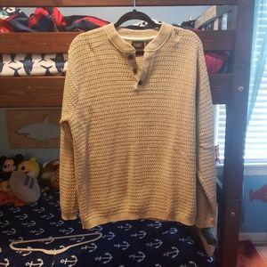 Haggar sweater